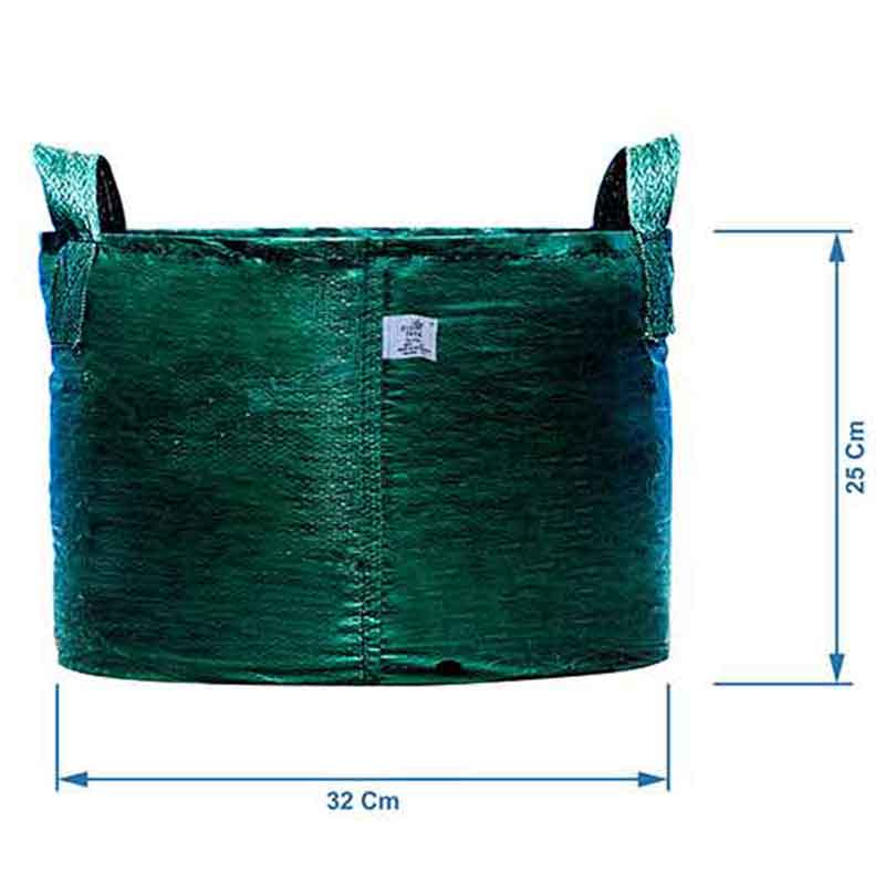 Planter Bag 20 Liter 2 Handles