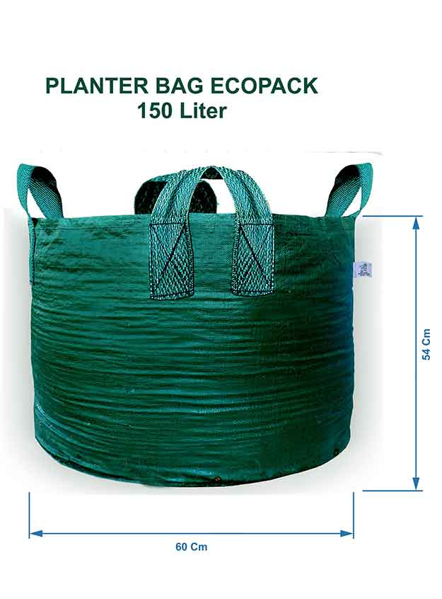Planter Bag 150 Liter 4 Handles