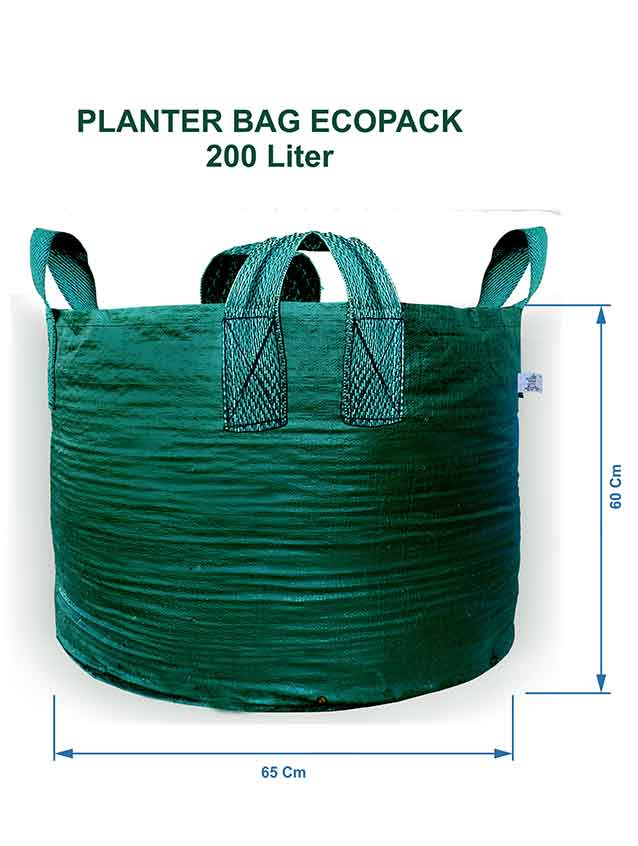 Planter Bag 200 Liter 4 Handles