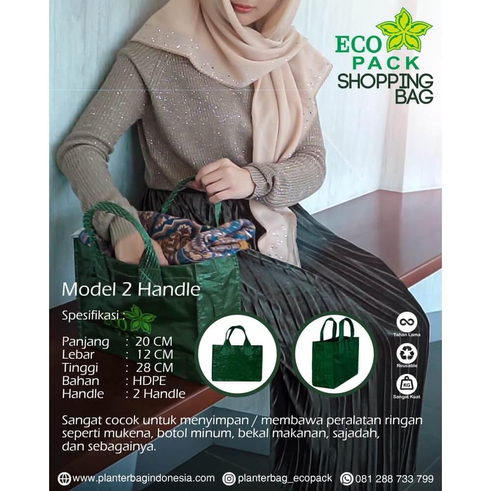 Shopping Bag / Kantong Belanja / Tote Bag / Goodie Bag Eco Pack